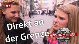 Umfrage in Konstanz | Giacobbo / Müller | SRF Comedy