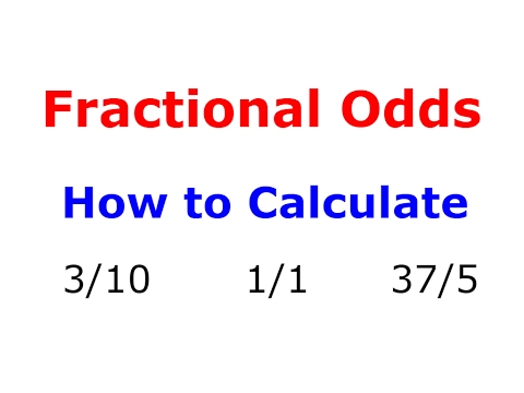 Sports betting winnings calculator for fractions nfl ats betting trends