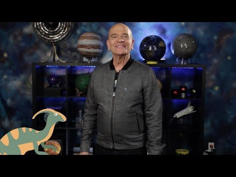 Dinosaurs vs. Asteroids - The Planetary Post with Robert Picardo