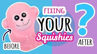 Download Squishy Makeover: Fixing Your Squishies #12 Mp3 and Videos