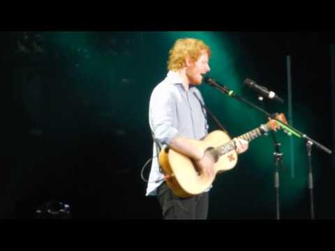 Ed Sheeran One/Photograph Klipsch Music Center July 2nd, 2015