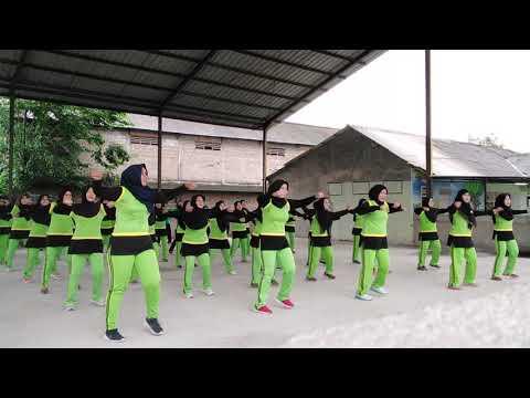 Giat Aktif. Klub Senam Jantung Sehat Bina Kreasi. Bekasi Timur. Aerobic.