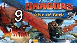 Hookfang & Snotlout Arrives! - Dragons: Rise of Berk [Episode 9]