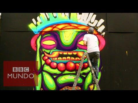 México: la explosión del arte callejero que vive en Instagram