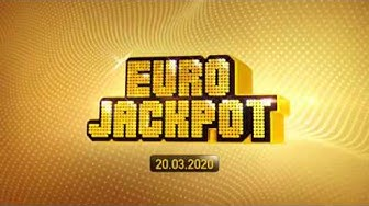 Eurojackpot (2020. március 20.)