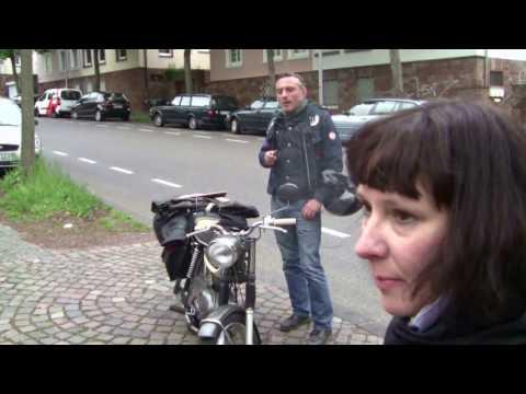 50ccm-Mopedtour 2015: Saarbrücken - Lago Maggiore - Teil 1