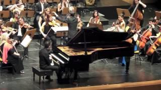 Piano Concerto 2, Op. 16 ( I. Andantino - Allegreto ) - Antonio Rosado