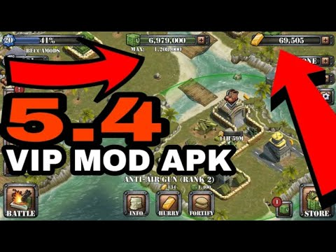 BATTLE ISLANDS 5.4 MOD APK - MONEY AND GEMS INCREASE WHEN SPENDING - ANDROID - NO ROOT