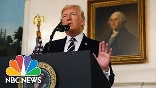 President Donald Trump Speaks On Tax Reform | NBC News