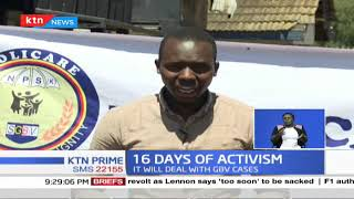 16 days of activism: Police establish a new unit, Policare to deal with gender-based violence cases