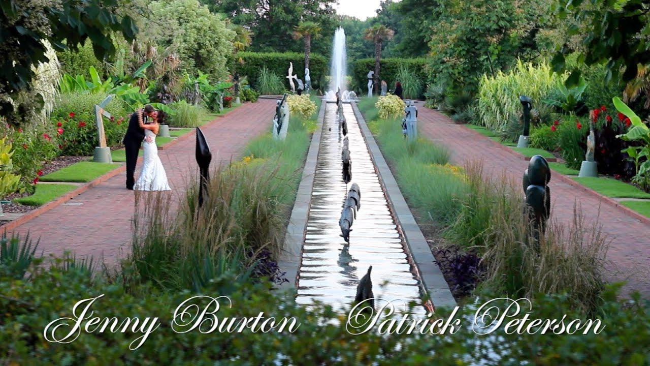 jenny burton patrick peterson wedding trailer at daniel stowe
