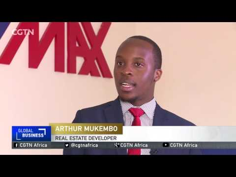 Real estate burst in Uganda