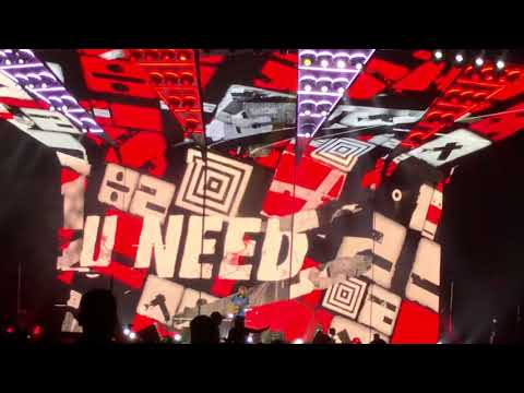Part 3 of 3: Ed sheeran - Shape of you. U need me. Full concert. Live Mumbai India. Divide concert