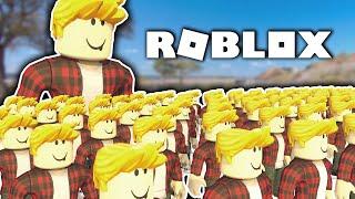 MOJA ARMIA W ROBLOXIE!? *wow*I ROBLOX #287