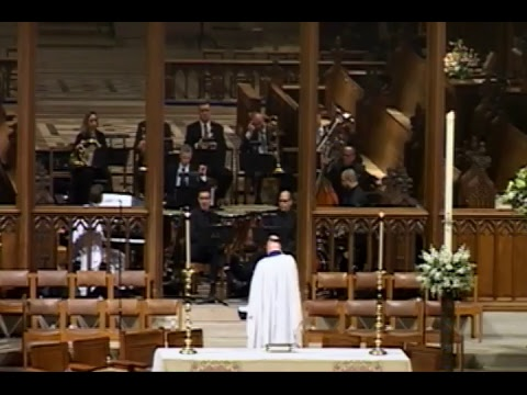 March 31, 2018: The Great Vigil and First Eucharist of Easter at Washington National Cathedral