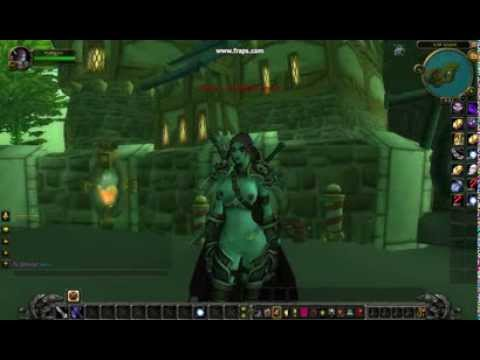 World of warcraft nude mods