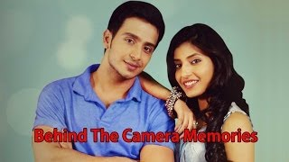 Repeat youtube video Param Singh and Harshita Gaur Share their Behind the Camera Memories
