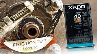 Xado LX AMC Black Edition 5W40 Jak skutecznie olej chroni silnik?