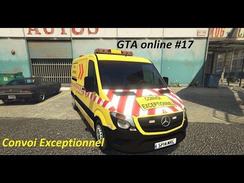 GTA online #17 [Convoi Exceptionnel]