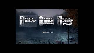STATE OF DECAY Cheats code : Cheats code, unlimited health.