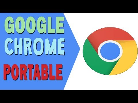 GOOGLE CHROME PORTABLE PARA WINDOWS