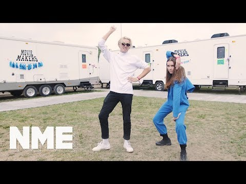 All Points East Festival: Learn To Dance With Confidence Man