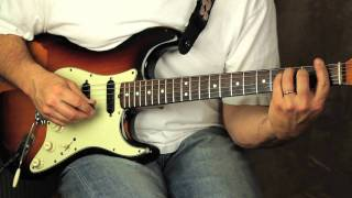 Country Guitar Lessons - Country Guitar Lick