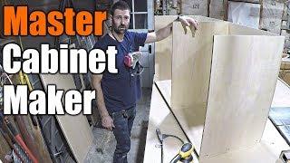 Build Cabinets Like A Pro | THE HANDYMAN |