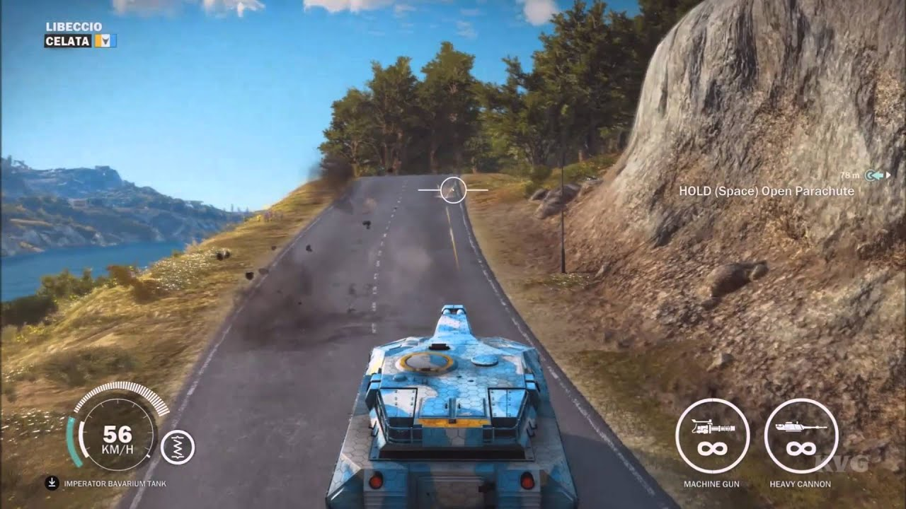 Just Cause 3 - All Tanks Shown (PC HD) [1080p60FPS] - YouTube