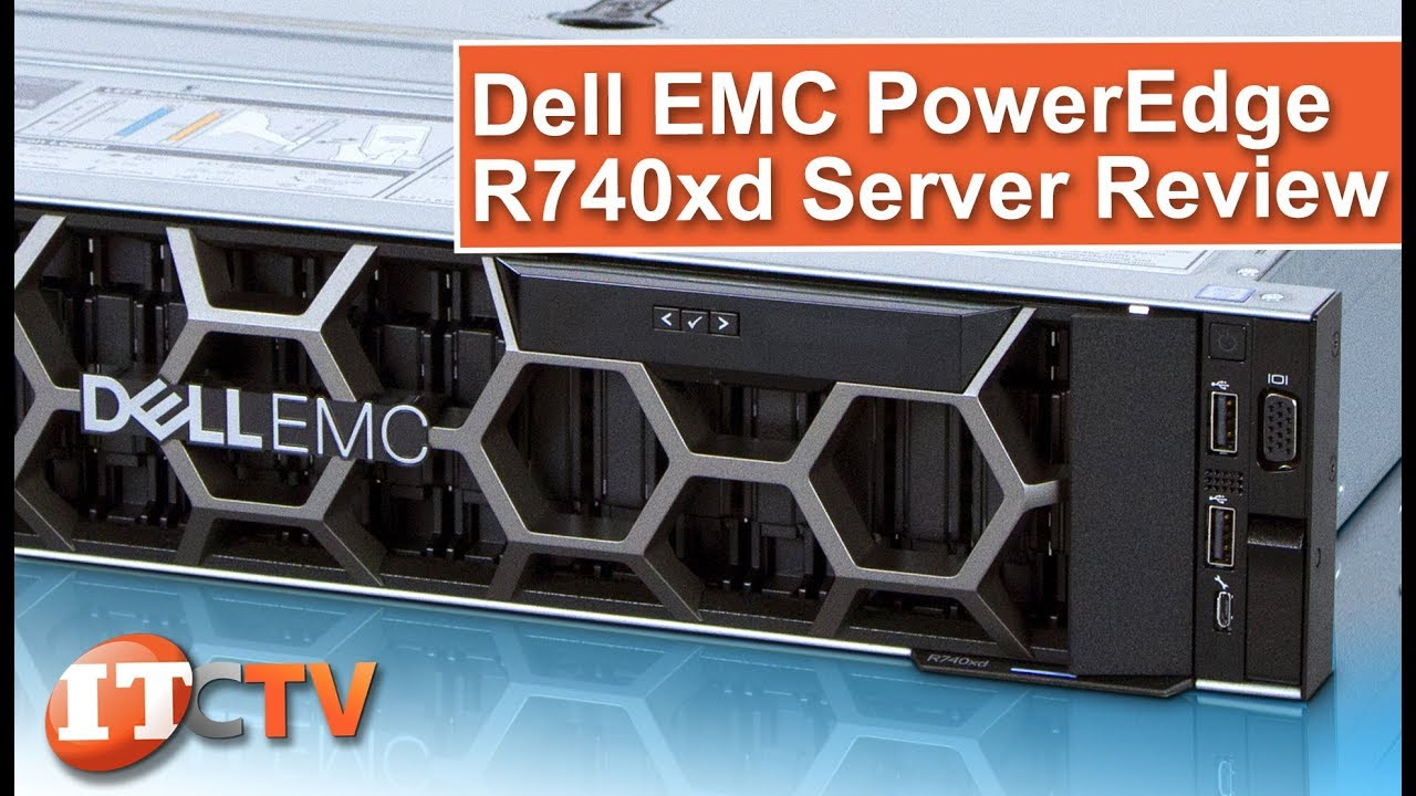 Dell EMC PowerEdge R740xd Server Review | IT Creations