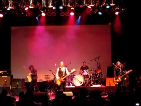 THE CHURCH - Destination - Showcase Live, Foxboro, MA - 18 Feb 2011