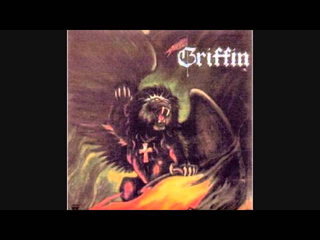 GRIFFIN - Fire in the sky - 1984