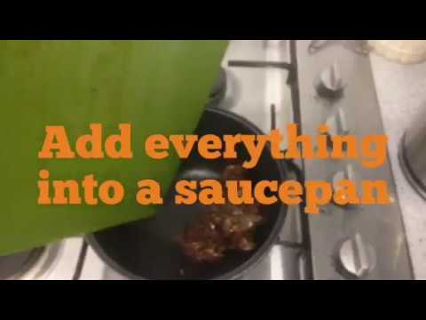 How to make date jam