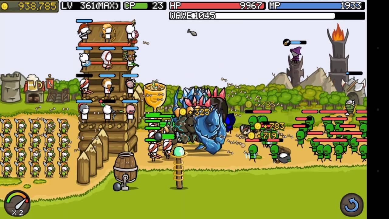 maxresdefault Grow Castle Altın Skill Android Oyununu Full İndir