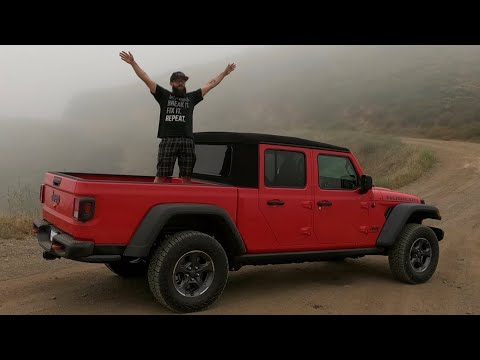 I Bought A 2020 Jeep Gladiator Rubicon?!