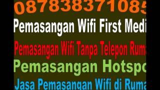 Jasa Pemasangan Wifi | Jasa Pemasangan Hotspot | Jasa Pemasangan Wifi di Rumah