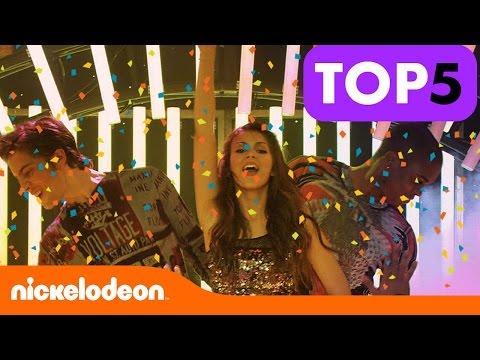 TOP 5: Canciones de Victorious para Karaoke - Mundonick Latinoamérica