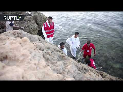 At least 24 migrants drowned in Mediterranean trying to reach Europe (GRAPHIC)