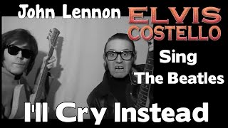 John Lennon and Elvis Costello - I