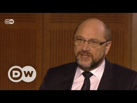 #DeutschlandWaehlt: Das Interview mit Martin Schulz, SPD | DW Deutsch