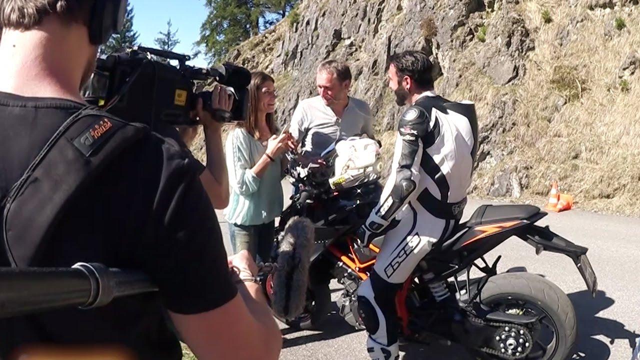 Making of KTM Superduke vs. BMW M4 // GRIP - BIKE-EDITION