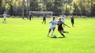 2015 Augsburg Women's Soccer Intro Video