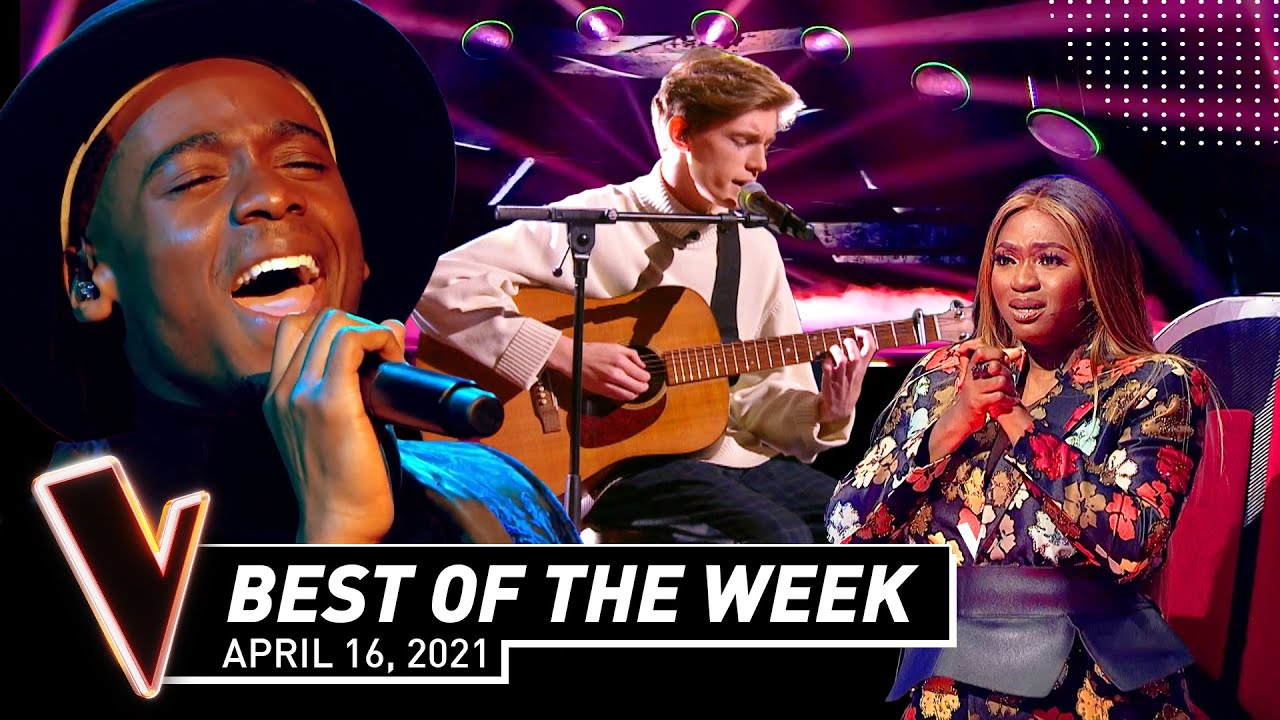 The best performances this week on The Voice | HIGHLIGHTS | 16-04-2021