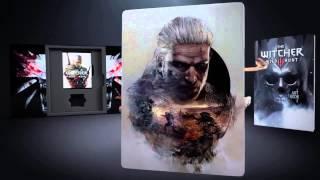 Ведьмак 3: Дикая Охота - Распаковка коллекционного издания (официальное видео)