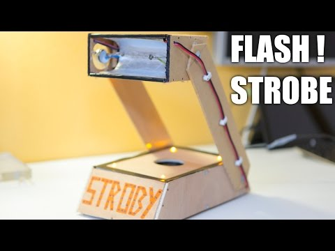 Fabriquer un stroboscope à flash