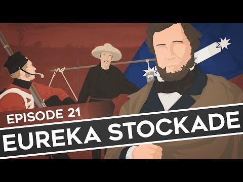 Feature History - Eureka Stockade