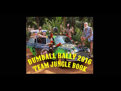 Dumball Rally 2016 - Team Jungle Book