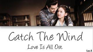 捉风 (Catch The Wind) - Tao Zhao (赵涛AO) & Wang Yun Yun (王韵韵) Love is All Ost. [Chi|Pin|Eng Lyrics]