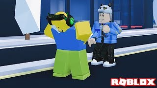 He's got everybody! Panda Police Becomes Part Two - Roblox Jailbreak with Panda