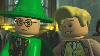 LEGO Harry Potter Years 1-4 Walkthrough Part 7 - Year 2 -